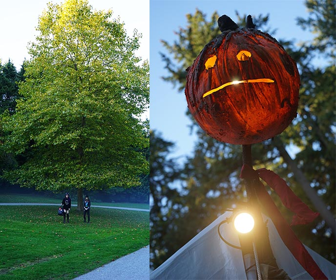 vancouver halloween stanley park events