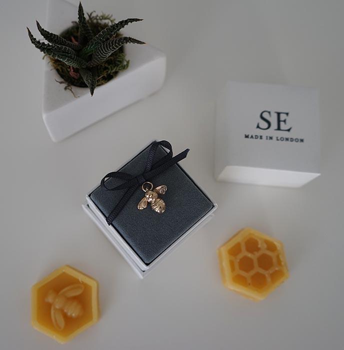 stephen einhorn bumblebee jewelry