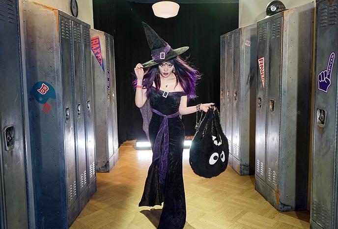 sabrina spellman baxter high school lockers