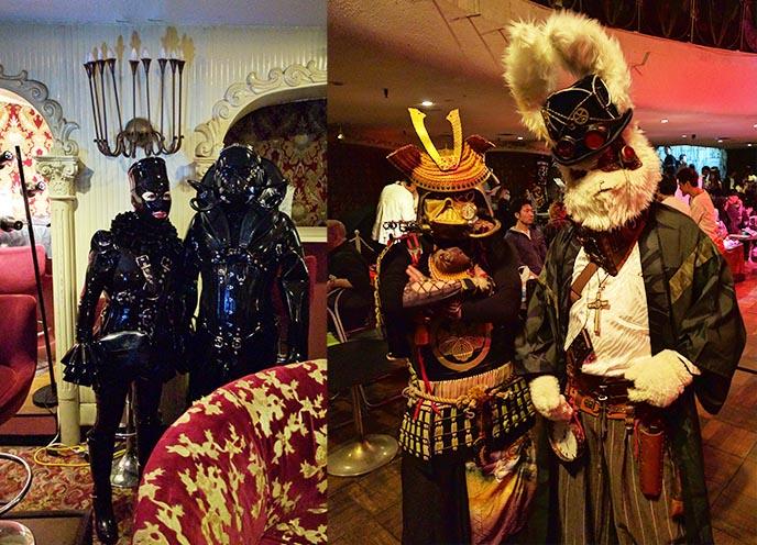 animal costumes tokyo japan