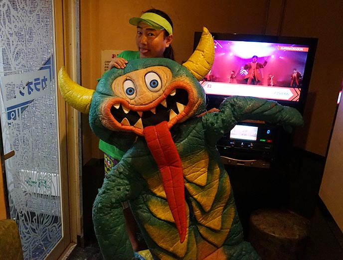 japanese monster costume becos picopico