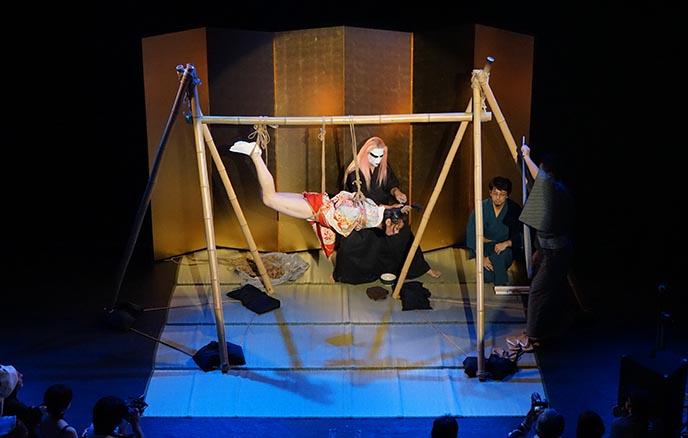 hajime kinoki shibari rope tying bondage ロープアーティスト
