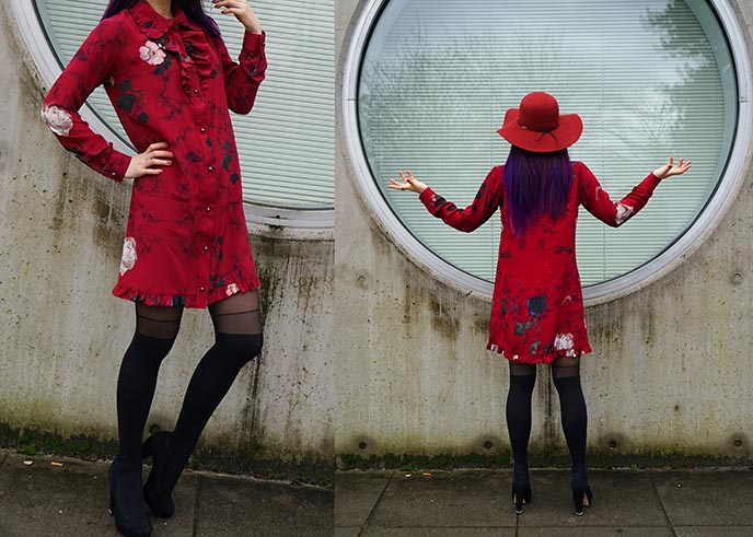 designer luxury goth clothing