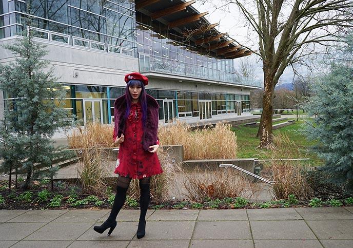 red beret mary wyatt london