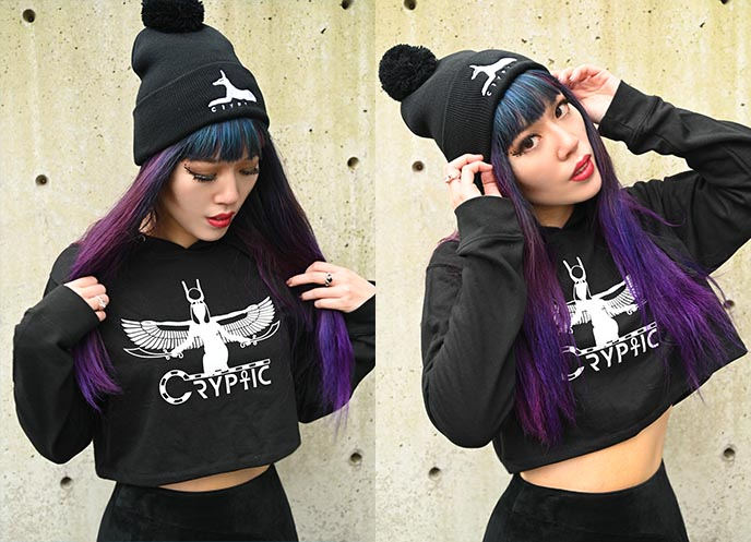 cryptic apparel egypt hats hoodies