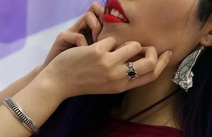 alex streeter egyptian jewelry egypt earrings ring