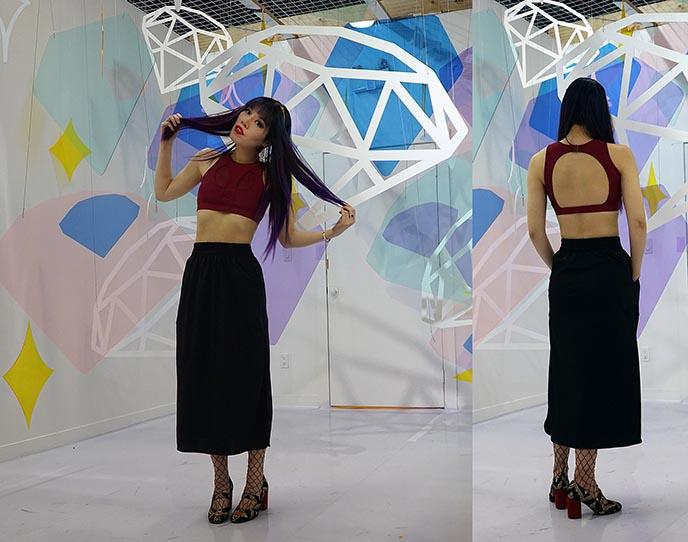 charli cohen british designer designer fitness apparel
