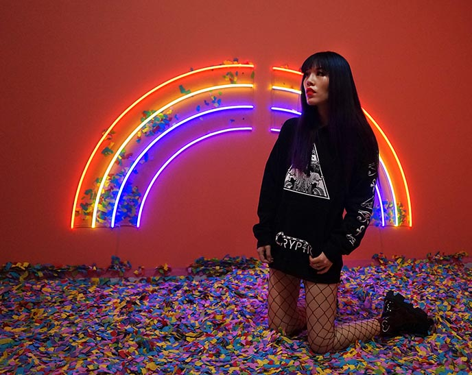 richmond musee bonbon photo sets studio instagrammers