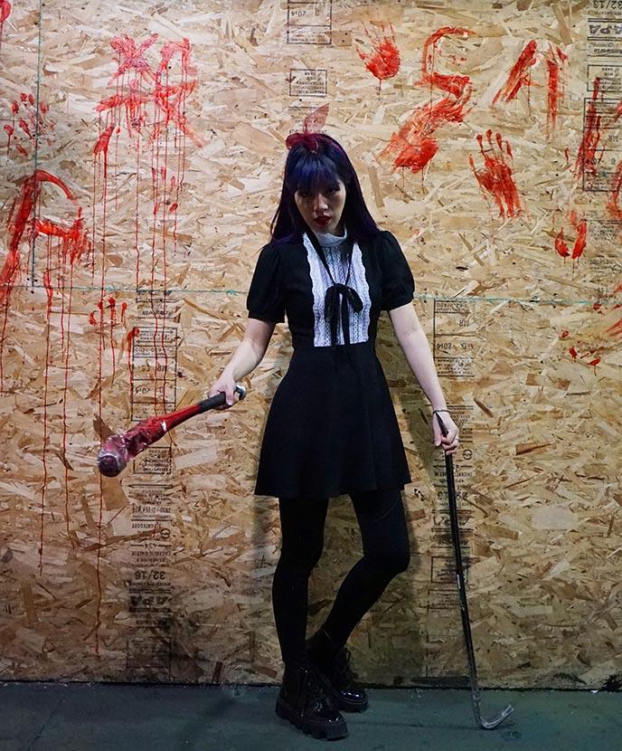 sabrina spellman cosplay costume chilling adventures