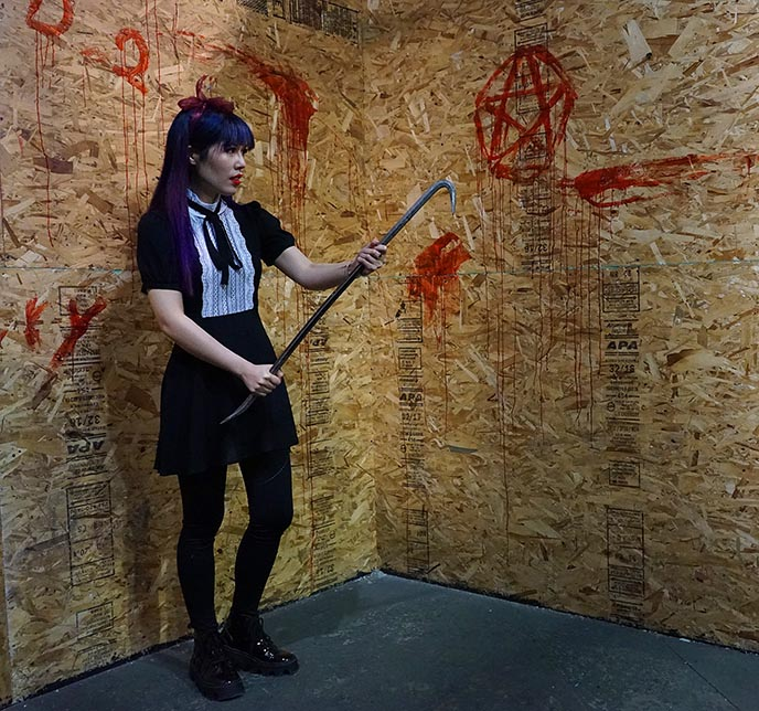 rage rooms, smash rooms vancouver