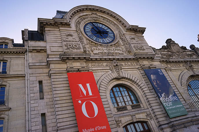 exterior musee d'orsay travel blog