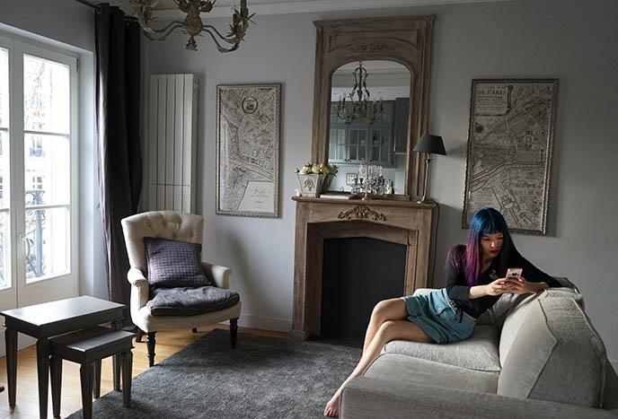巴黎尚伯坦公寓完美公寓出租