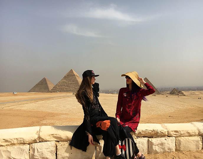 khuru khafre Menkaure ancient egyptian pyramids