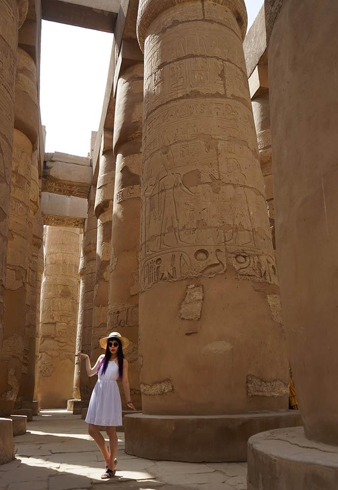 karnak temple luxor egypt tours