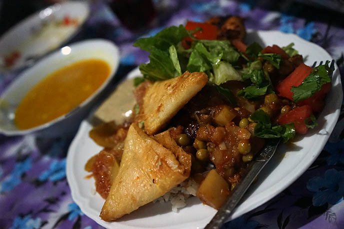 nubian food cooking nubia