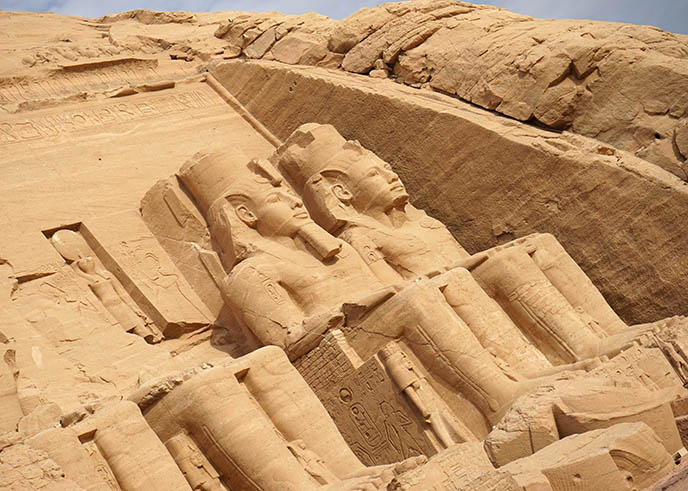 ramses ii temple moved abu simbel