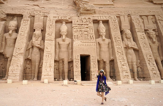 nefertari temple ancient egypt