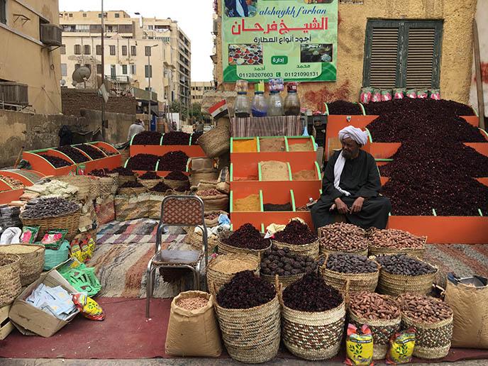 spice market aswan egypt