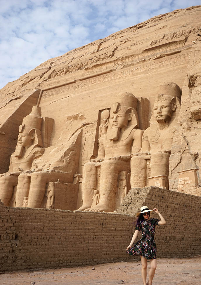best photography spots abu simbel aswan