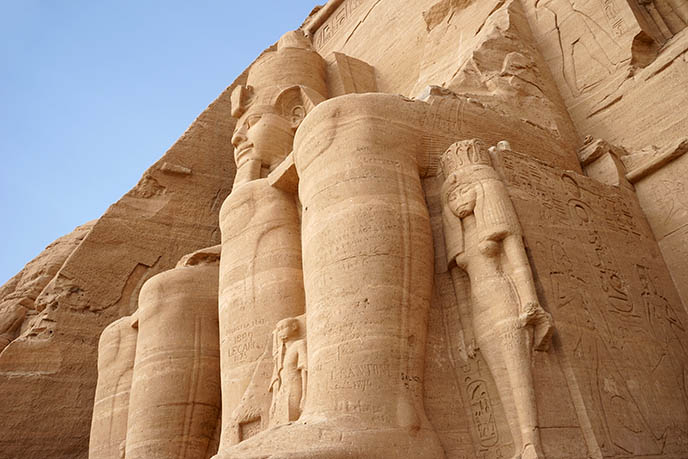 relocated temples abu simbel
