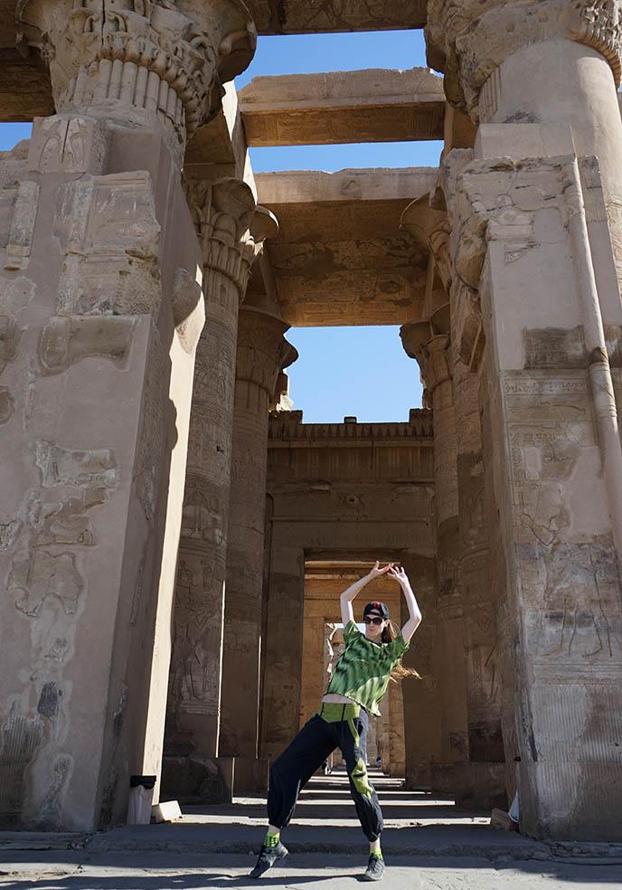 temple kom ombo horus sobek