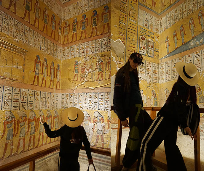 tickets for valley of kings tombs
