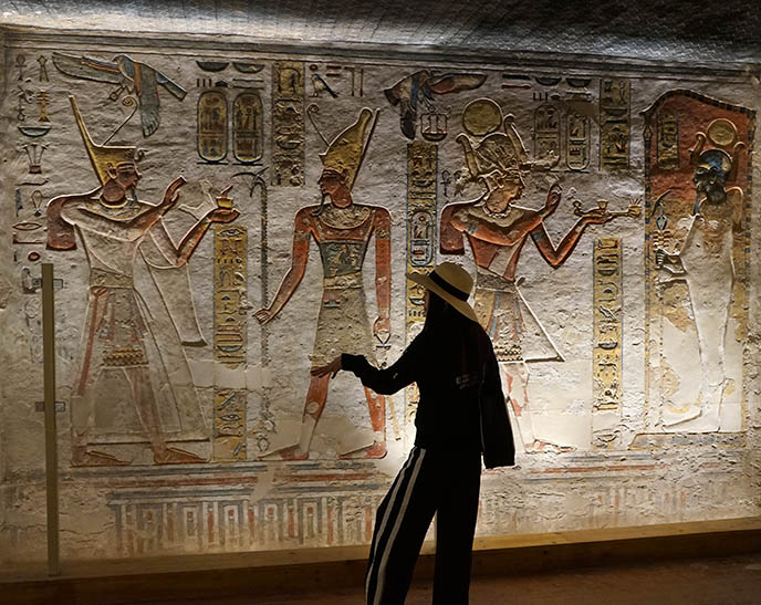 valley of the kings tombs open to public