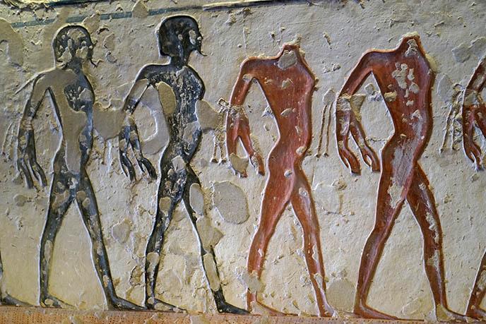mysterious alien occult ancient egyptian art
