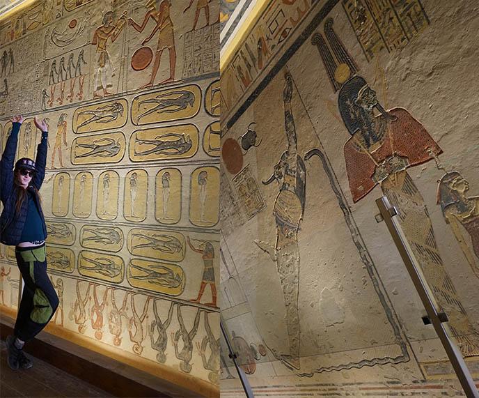 weird erotic egyptian art