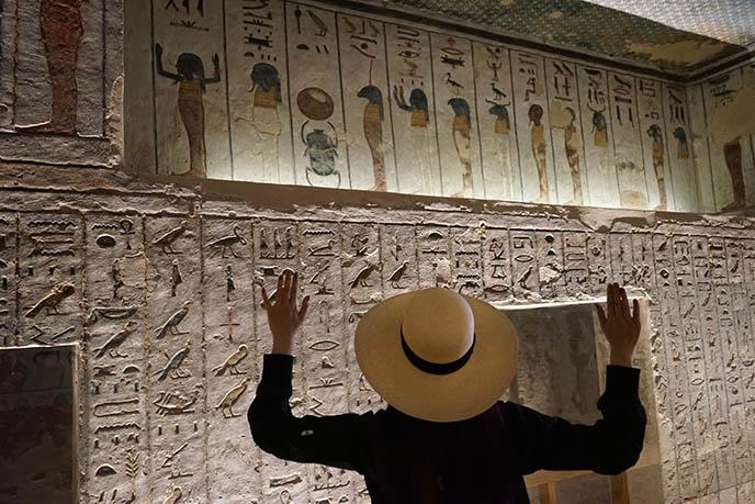 egyptian gods worshipping religion
