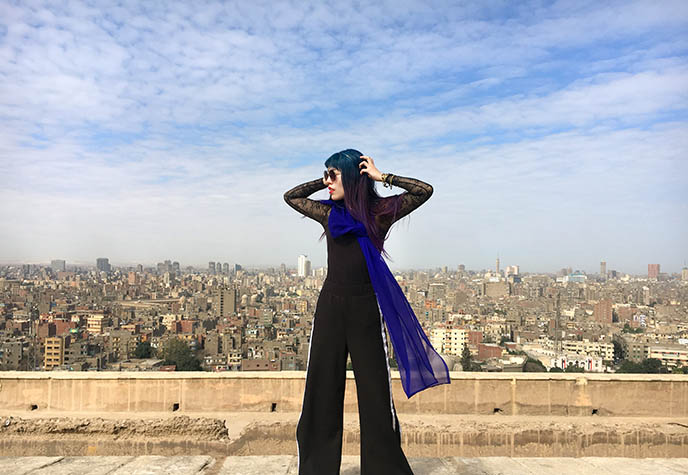 travel blogger cairo fashion blog