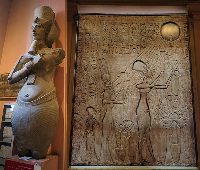 akhenaten transgender intersex
