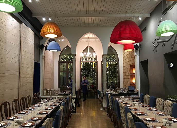 loris restaurant beirut lebanese cuisine