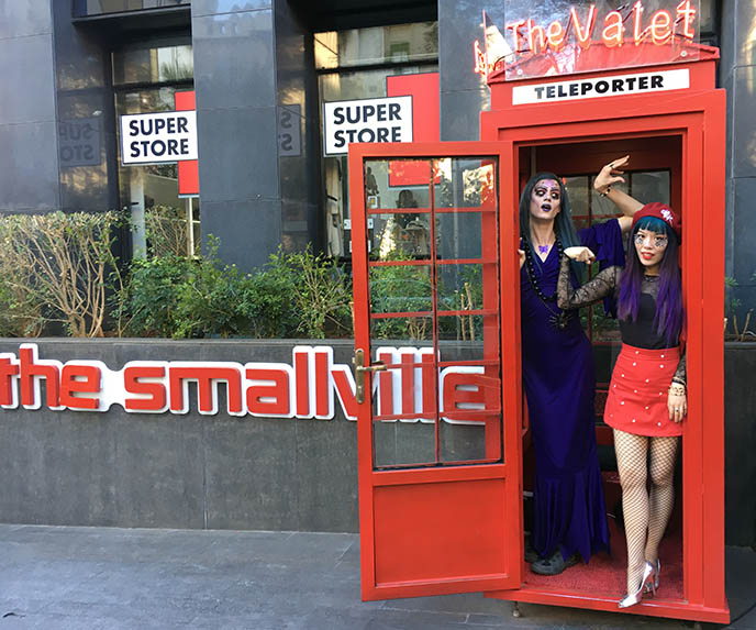 smallville beirut hotel, hipster lebanon fashion style lgbt drag queen