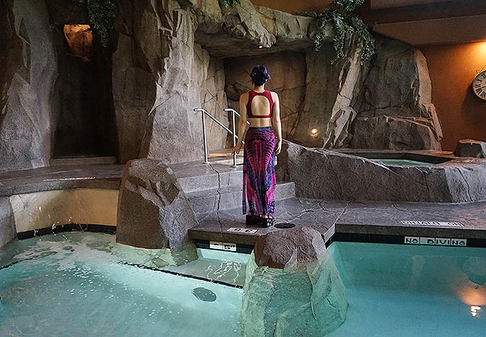 best spa british columbia canada grotto
