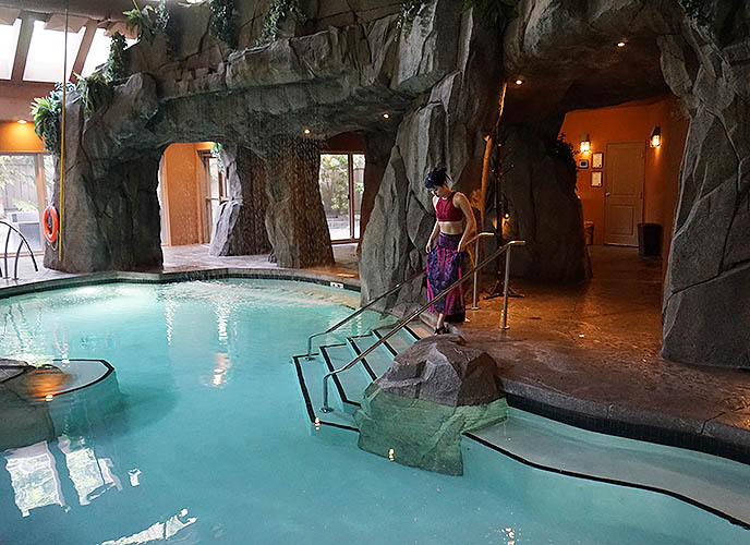 The Grotto Spa At Tigh-Na-Mara resort