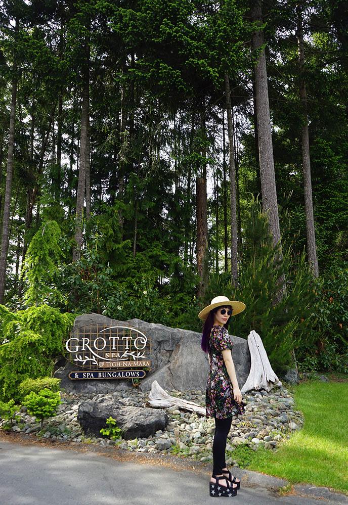 grotto spa tigh na mara vancouver island