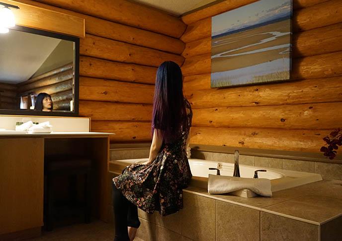 tigh na mara seaside spa resort cabins