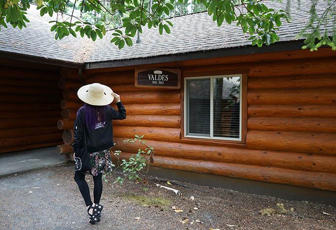 tigh na mara spa bungalow cabin