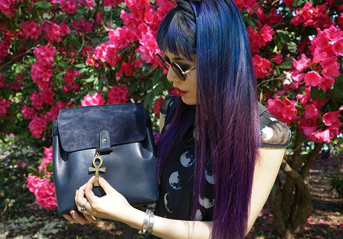 leo et violette full grain leather luxury bags ubrique