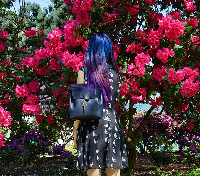 leo et violette leather backpacks fashion blogger