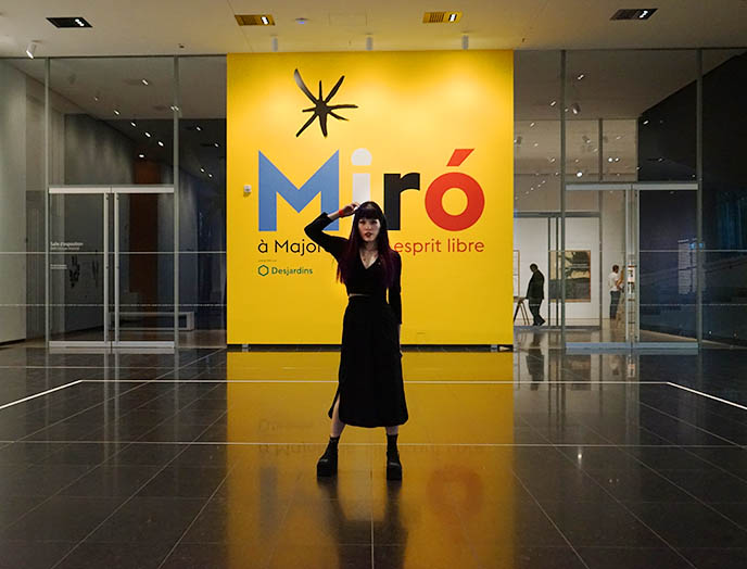 joan miro art exhibition retrospective