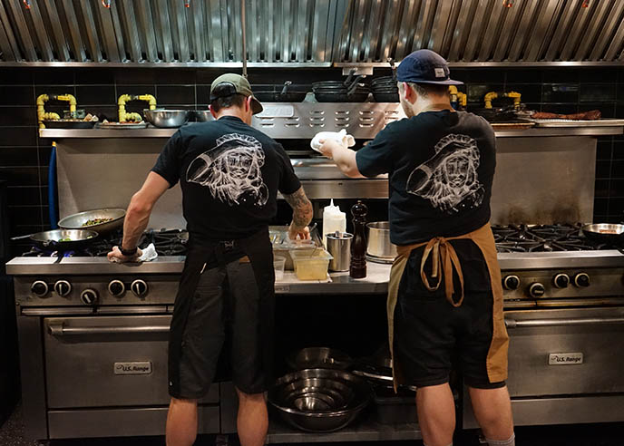 la planque hipster chefs tattoos
