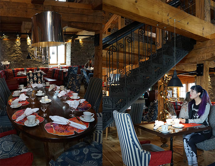Chez Muffy, hotel Auberge Saint Antoine