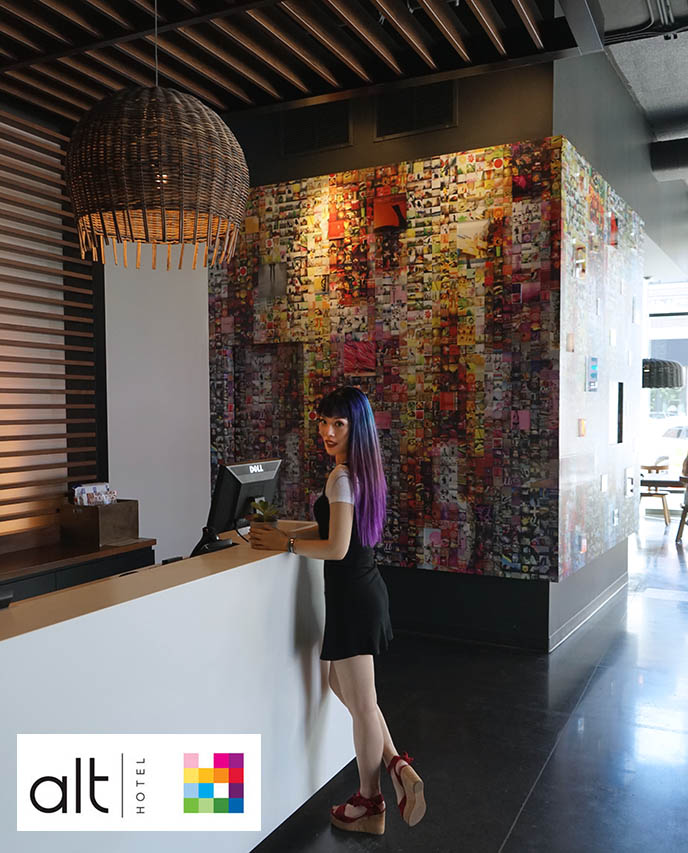 alt hotel montreal review, design boutique hotels