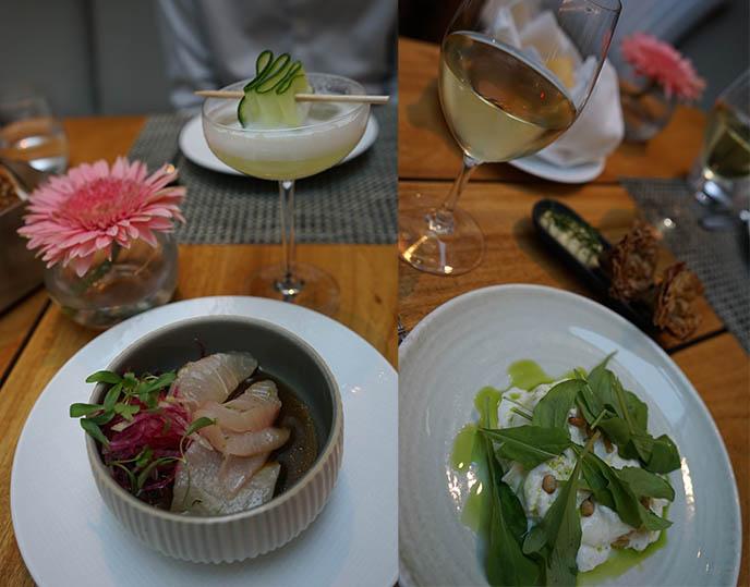 appetizers maison boulud menu