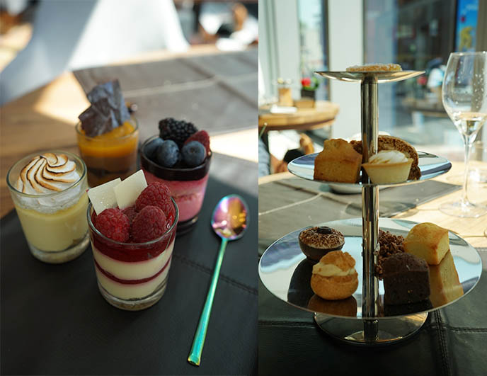 montreal afternoon high tea pastries europea