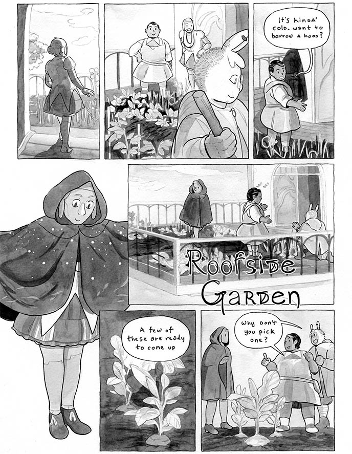 queer lgbt comics artists portland artists