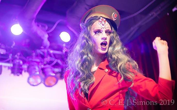 tokyo closet ball japan drag queen shows