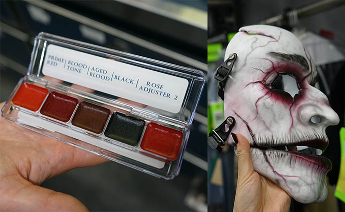 fake blood the purge special effects makeup